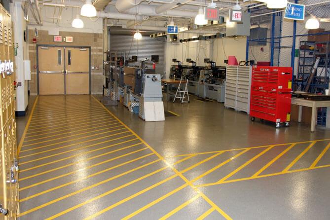Manufacturing Flooring