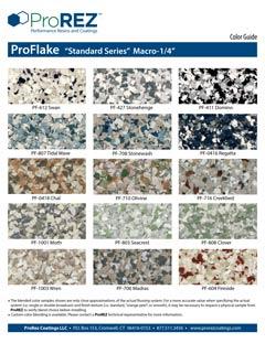 "ProFlake ""Stone"" Series"