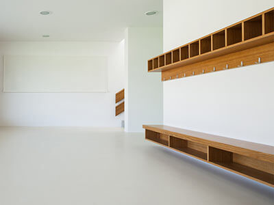 Locker Room & Restroom Floors Floors