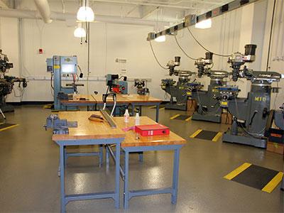 Machine & Workshop Floors