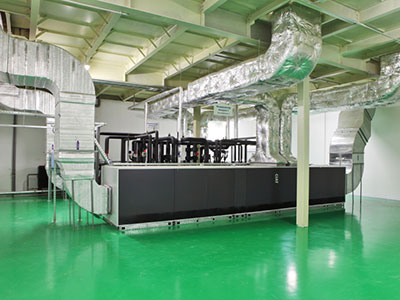 Mechanical Room Floors