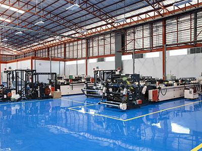 Production Area Floors