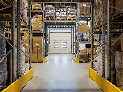 Loading Dock Floors