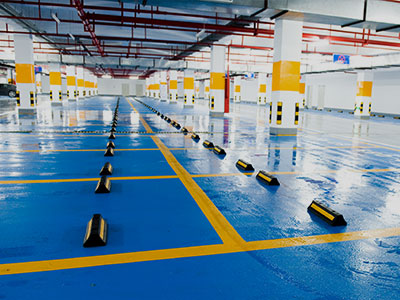 Parking Garage Floors