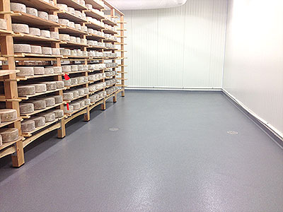 Freezer & Cold Storage Floors
