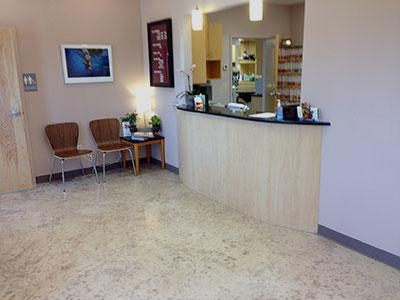 Reception & Waiting Room Floors