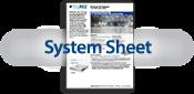System Sheet Flooring